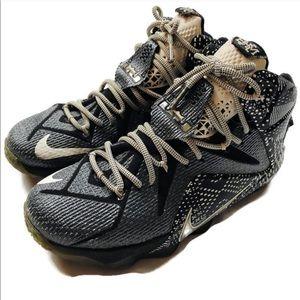 Nike LeBron Basketball Sneakers Shoes Sz 8.5
